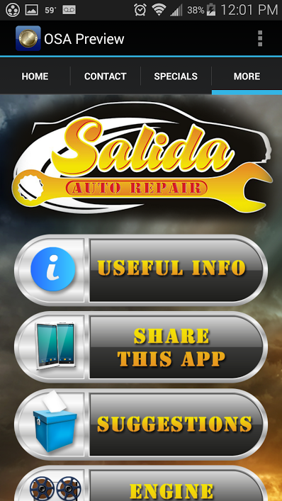Salida Auto Repair- screenshot