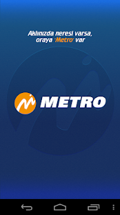 MetroTurizm Online Ticket Sale- screenshot thumbnail