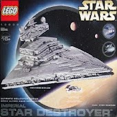 LEGO STARWARS DESTROYER REVIEW