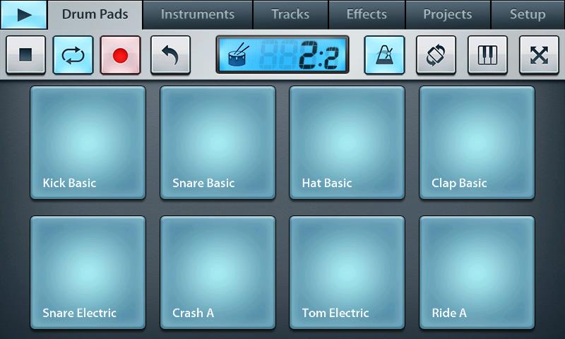 FL Studio Mobile screenshot #2