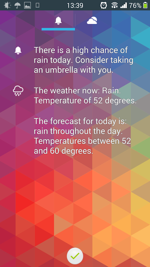 Remember the Umbrella - screenshot