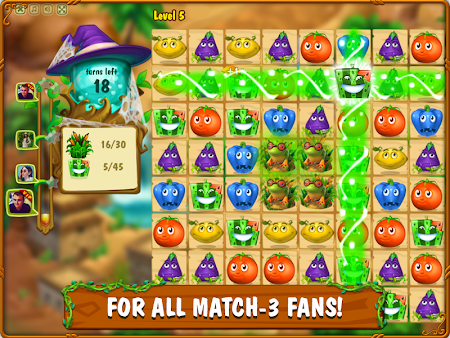Magic Kitchen: match-3 game 1.4.50 screenshot 26761