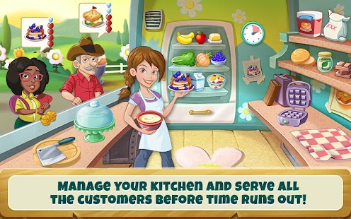 Kitchen Scramble- screenshot thumbnail