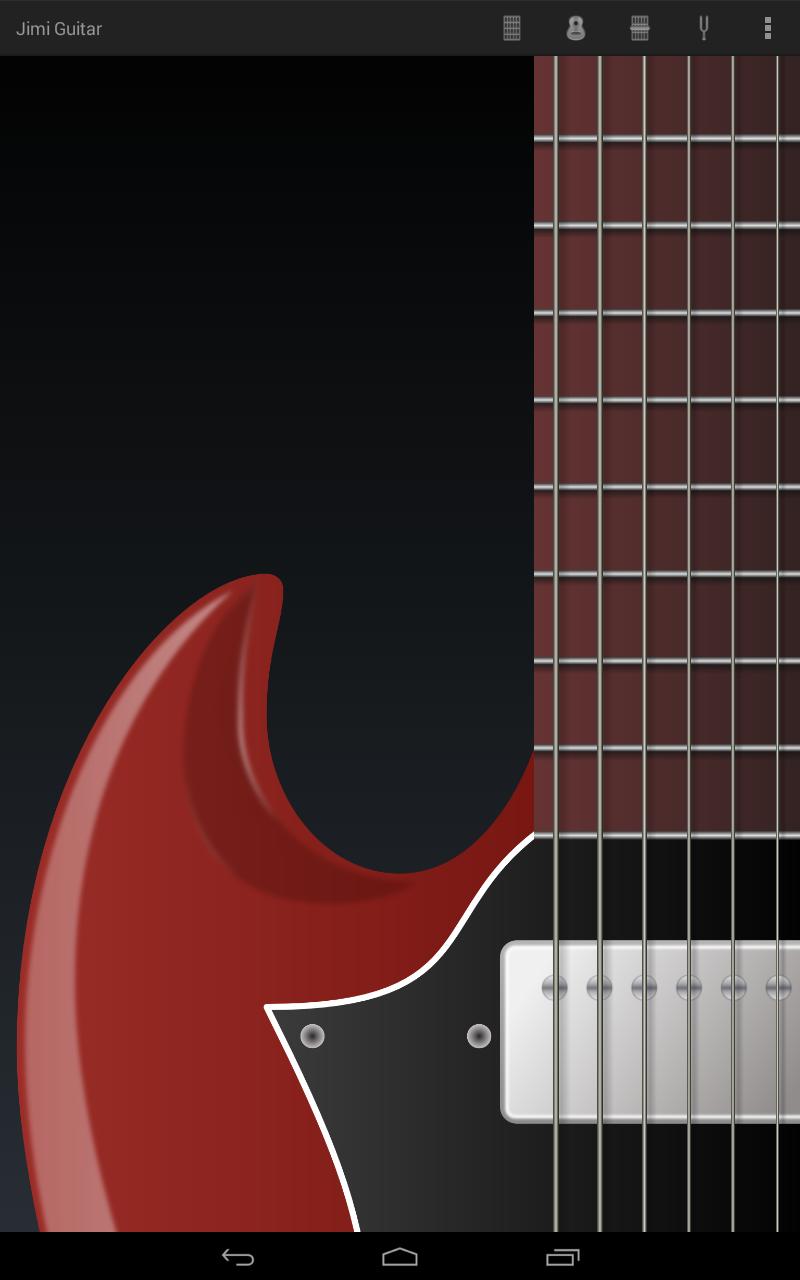 Jimi Guitar screenshot #12