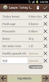 Good Recipes Screenshot 5