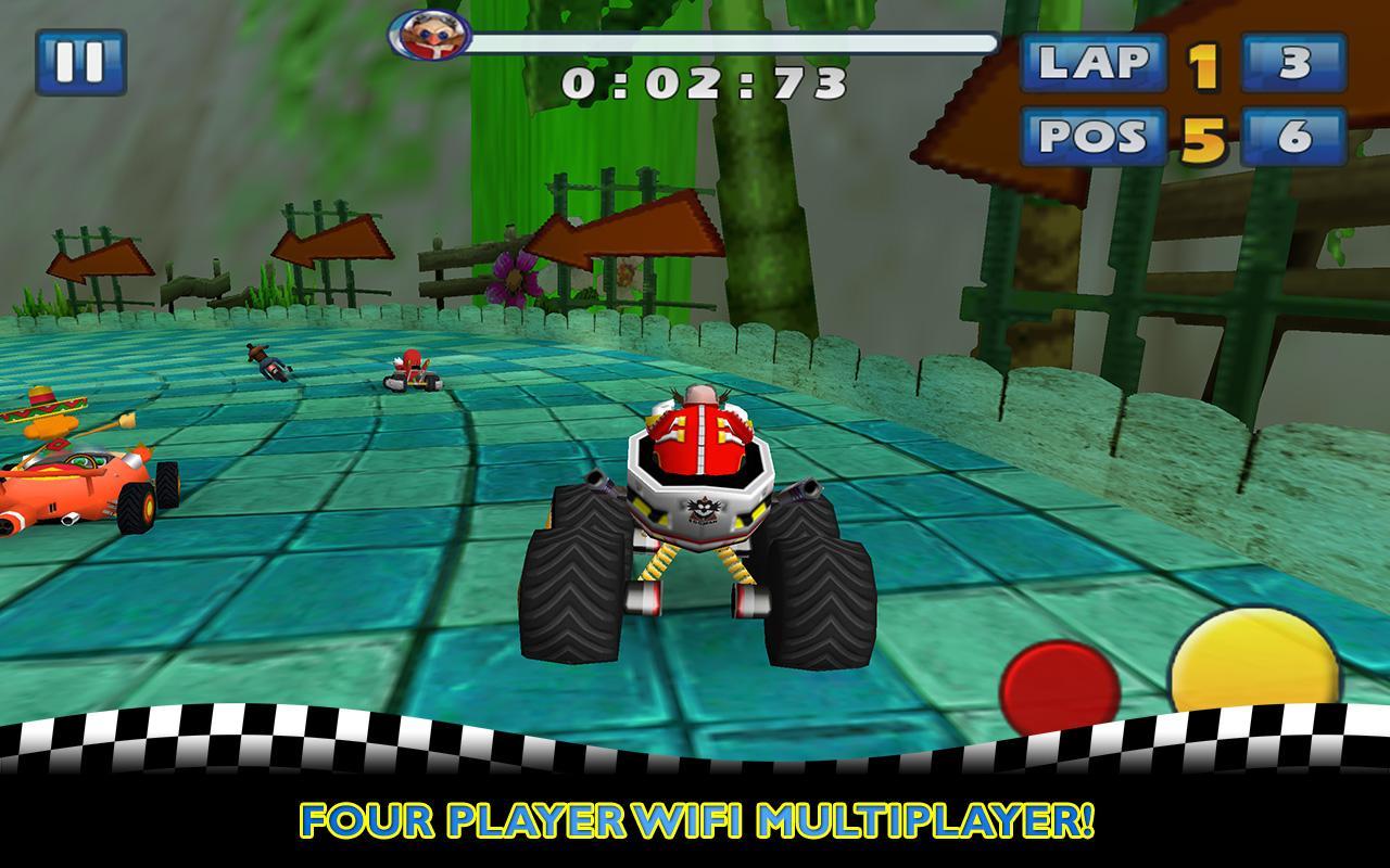 Sonic & SEGA All-Stars Racing screenshot #6