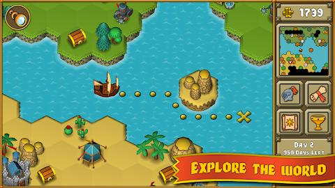 Heroes : A Grail Quest Screenshot 7