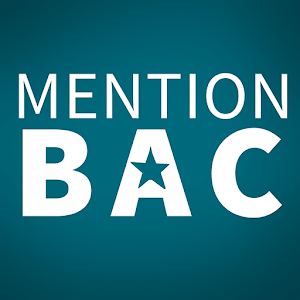 Mention BAC Icon