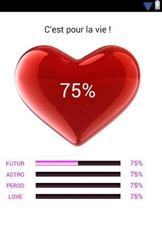 Love Calculator Pro- screenshot