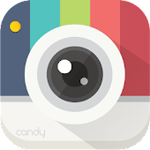 Download Candy Camera - Selfie Selfies APK on PC