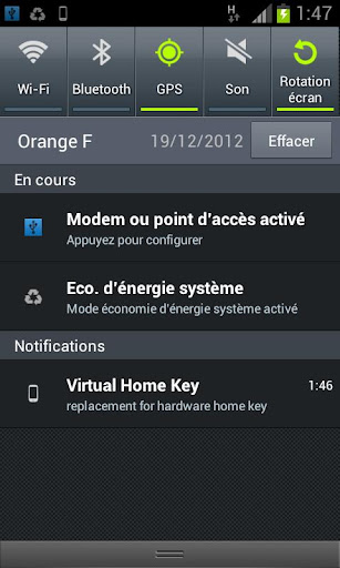 Virtual Home Key
