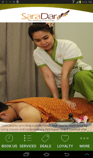 Saradar Thai Massage