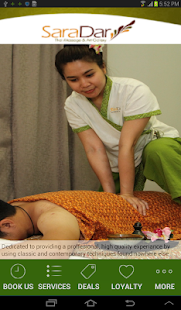 Saradar Thai Massage- screenshot thumbnail