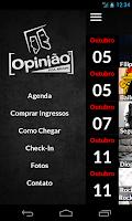 Screenshot of Opinião