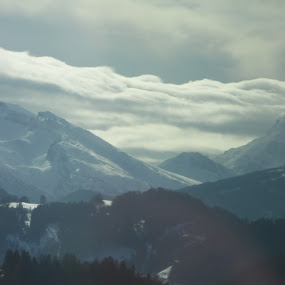 by Ryan Beasant - Landscapes Mountains & Hills