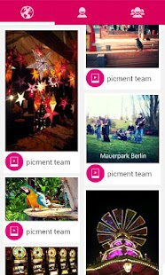 Picment: Photo, Voice & Sounds - screenshot thumbnail