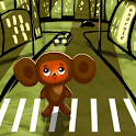 Cheburashka in the City LW logo