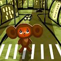 Cheburashka in the City LW logo