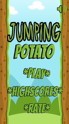 JUMPING POTATO - REACH THE TOP