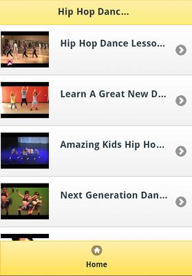 Hip Hop Dance for Kids - screenshot