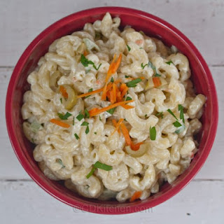 Chef Lauren's Macaroni Salad