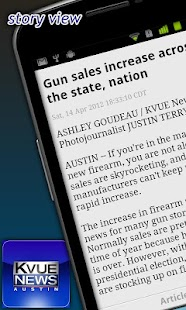 KVUE NEWS - screenshot thumbnail