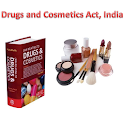 Drugs and Cosmetics Act -India icon