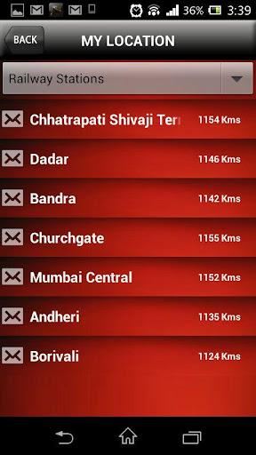 Mumbai Bus Navigator