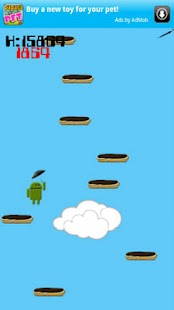 Droid Jump- screenshot thumbnail