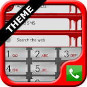 Blood ExDialer Theme