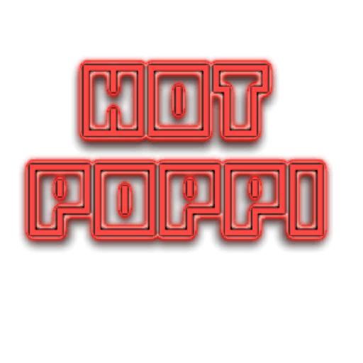 Hot Poppi Search LOGO-APP點子