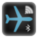 Plane Mode Tweaker icon