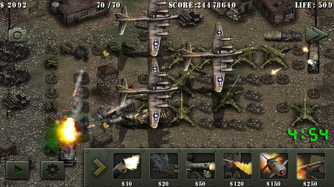 Soldiers of Glory: WW2 Free - screenshot
