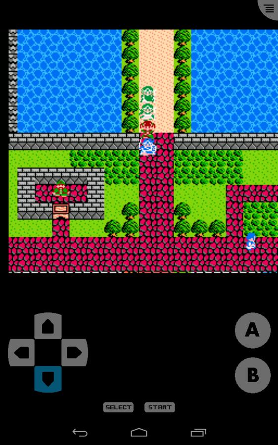 John NES Lite - NES/FCエミュレータ- スクリーンショット