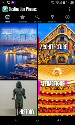 Destination Piraeus