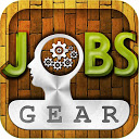 Jobs Gear -Aptitude Verbal MCQ mobile app icon