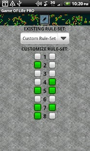 Game Of Life PRO- screenshot thumbnail