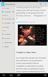 Everyday Devotionals - screenshot thumbnail