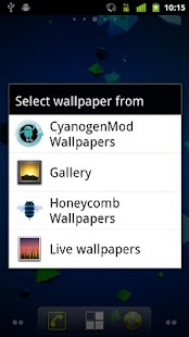 Honeycomb Wallpaper Pack - screenshot thumbnail