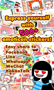 My Chat Sticker- screenshot thumbnail