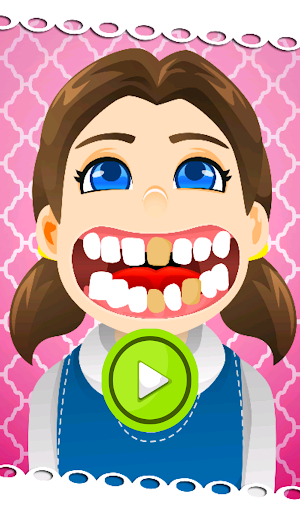 Dentist Games Mouth