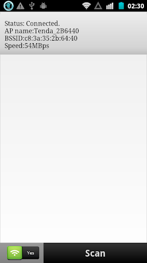 【免費工具App】Wifi Scan Connect-APP點子
