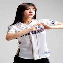 치어리더 배경화면 (김연정,박기량,강윤이) logo