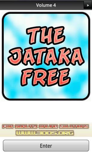 【免費書籍App】Jataka Volume 4  FREE-APP點子