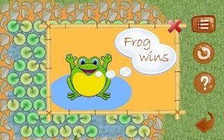 Screenshot of Capture the Frog