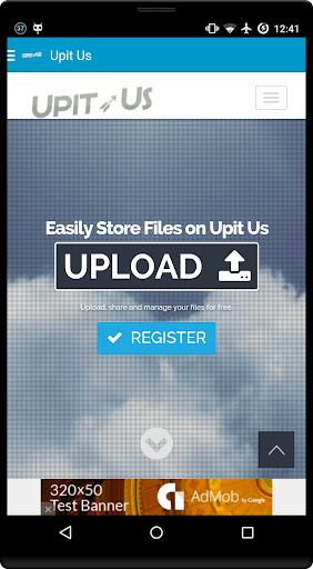 Upit Us - Store Files Securely