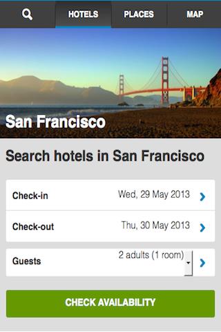San Francisco Hotels Booking