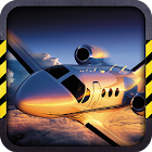 飞机飞行3D疯狂 icon