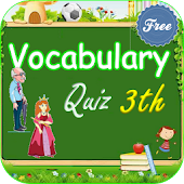 Vocabulary Quiz 3rd Grade