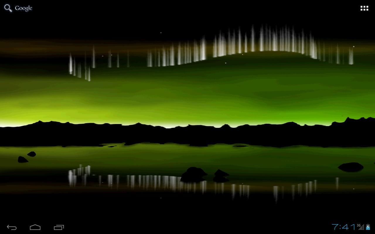 Aurora magnificus- screenshot